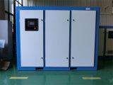 Compressore d'aria di raffreddamento ad acqua di 110 chilowatt a vite