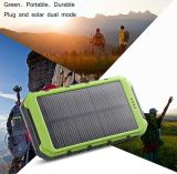 10000mAh Solar Portable Power Phone Charger für Handy