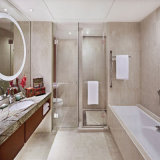 Коммерчески деревянная мебель гостиницы комплекта спальни