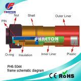 Conetor de cabo coaxial do RF F da compressão Rg11 (pH6-5044)