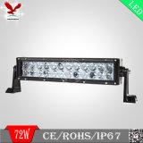 barra chiara di 4D Refelctor Osram 13.5inch LED per il camion