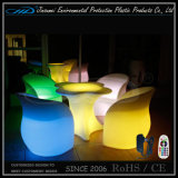 Mobília ao ar livre do diodo emissor de luz para clubes de noite dos partidos