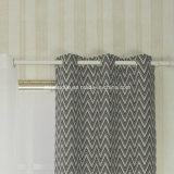 El triángulo anhela diseño de la cortina