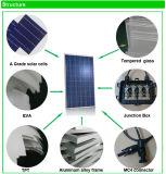 Fabrikant van het Zonnepaneel van de Zonne-energie van de hoge Efficiency de 300W Poly