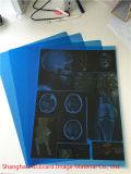 Pellicola blu dei raggi X medici, pellicola di stampa di laser