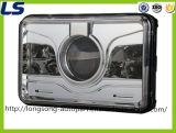PUNKT 4X6 Hauptlicht 20With40W des Zoll-LED für JeepWrangler Jk H4 H13