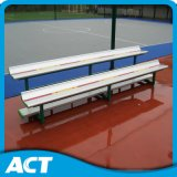 광저우 중국의 2 줄 Outdoor Aluminum Bleacher Seats /Tribune Seat