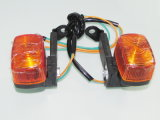 기관자전차는 Honda Nxr125 Bross125를 위한 기관자전차 표시기를 분해한다