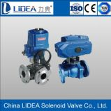Control fluido Electric Stainless Steel Ball Valve Made in Cina
