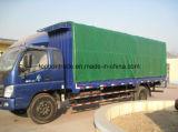 Bâche de protection imperméable à l'eau pour la couverture Tb039 de camion