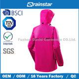Windbreaker & Breathable куртка с светом - розовым цветом