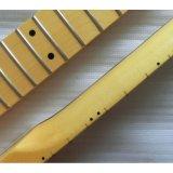 Vintage envelhecido da cor da natureza uma garganta Tele da guitarra da parte
