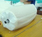 Алюминиевая фольга качества еды сплава 8011 аттестованная УПРАВЛЕНИЕ ПО САНИТАРНОМУ НАДЗОРУ ЗА КАЧЕСТВОМ ПИЩЕВЫХ ПРОДУКТОВ И МЕДИКАМЕНТОВ упаковывает бумагу