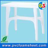 2.05m pvc Foam Sheet voor Door Building (dikte Hot: 1mm tot 12mm)