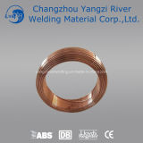 Aws Em12k銅の上塗を施してあるSawwの溶接ワイヤ5.0mm 250kg