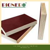 Best Quality를 가진 브라운 Film Faced Plywood