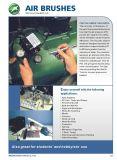 Hymairの押しボタン式の処置の空気ブラシ(サイフォンの供給) (EW-220)