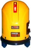 Инструмент 1V 1h уровня лазера луча Danpon красный