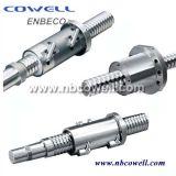Alto tornillo de la bola del terminal de componente para la máquina del CNC