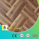 12.3mm HDF AC4 Oak Teak Timber Waxe3d Edged Laminate Wood Flooring