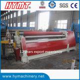 Máquina de rolamento de dobra hidráulica universal da placa W12S-20X4000 de aço