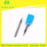 Laser Marker System를 가진 텅스텐 Solid Carbide Plain End Milling Tools