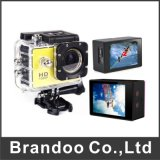 Waterdichte Sports Camera, 1080P HD Video, 32GB Auto Recording, HDMI Video From Brandoo