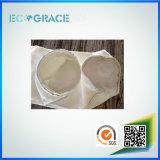 Высокая теплостойкfNs промышленная фильтрация стеклоткани цемента/электростанции Applied с покрытием PTFE
