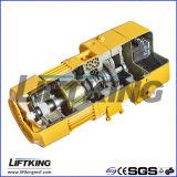 Niedriger Typ elektrische Kettenhebevorrichtung der Durchfahrtshöhe-Er2 mit Kühlventilatoren