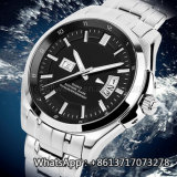 2016新式の水晶腕時計は、ステンレス鋼の腕時計HlBg192を作る