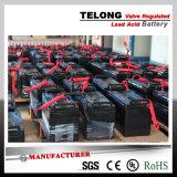 batterie du gel 12V100ah pour le système domestique solaire