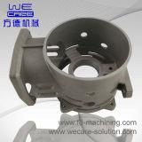 Alta calidad OEM metal Sand casting con piezas de mecanizado CNC