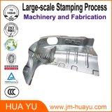 Precisão que dá forma ao grande processo de carimbo do metal