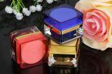 Vaso crema cosmetico acrilico trasparente quadrato della casella di ombra dell'occhio (PPC-ACJ-018)