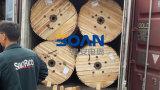 Yslcy, cabo de controle, 300/500 V, flexível Cu / PVC / Tcwb / PVC (VDE 0281-13)