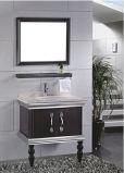 Классицистический шкаф тщеты ванной комнаты нержавеющей стали