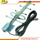Alto aumentador de presión celular de la señal del teléfono celular del aumento 70dB 900MHz G/M 3G de la cobertura grande