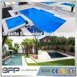 Elegante White Natural Stone / Granite for Swimming Pool Coping / Pool Paver