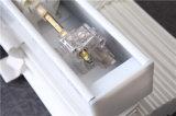El PVC transparente exquisito ciega persianas al aire libre claras vendedoras calientes del PVC