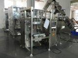 Máquina vertical automática da suficiência do formulário
