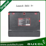 WiFi/Bluetooth 가득 차있는 시스템을%s 가진 글로벌 버전 발사 X43 V+ 스캐너 X431 스캐너
