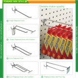 Крюк индикации Slatwall провода металла для супермаркета