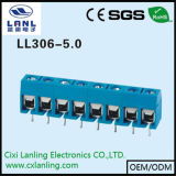 306--5.0 PCB 나사식 터미널 구획