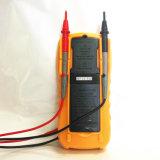 Do teste atual do diodo da resistência da tensão de Peakmeter Ms80 multímetro digital