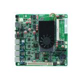Atoom D2550 cpu 4 LAN Industriële MiniMotherboard van de Veiligheid van het Netwerk van de Firewall Itx met Console