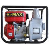 bomba de água do querosene da gasolina 3inch, bomba de água agricultural 6.5HP da irrigação