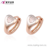 Women -90223のためのCopper AlloyのFashion普及したXuping Multicolor Elegantの中心Shaped Costume Jewelry Earring