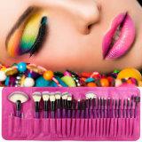 24 balais cosmétiques pourprés de renivellement de PCS Romatic