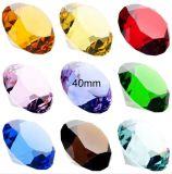 Cristal del diamante de la venta al por mayor de la decoración del lugar de la boda