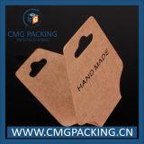 접힌 목걸이 보석 전시 카드 (CMG-028)
